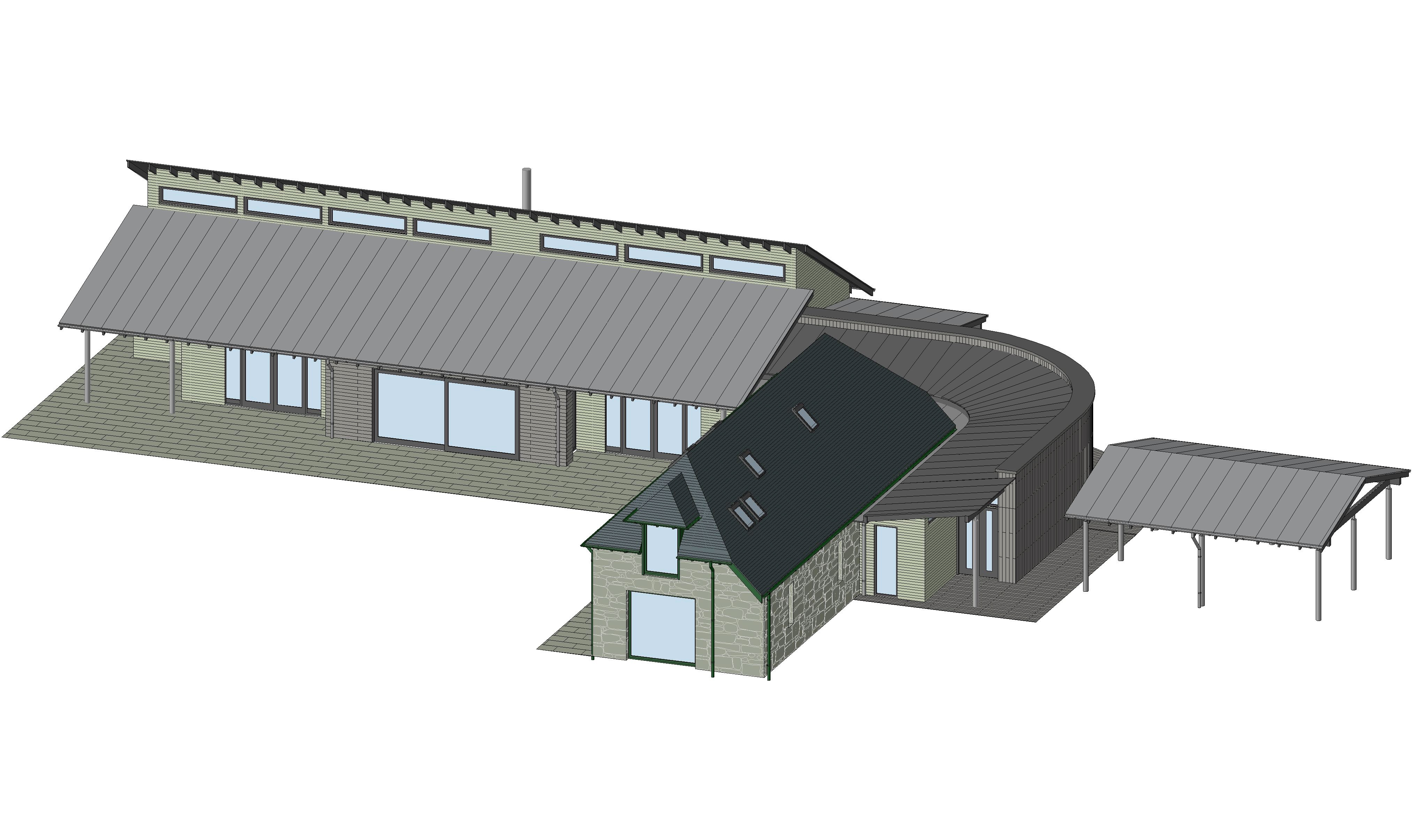 Fortingall Conversion Extension