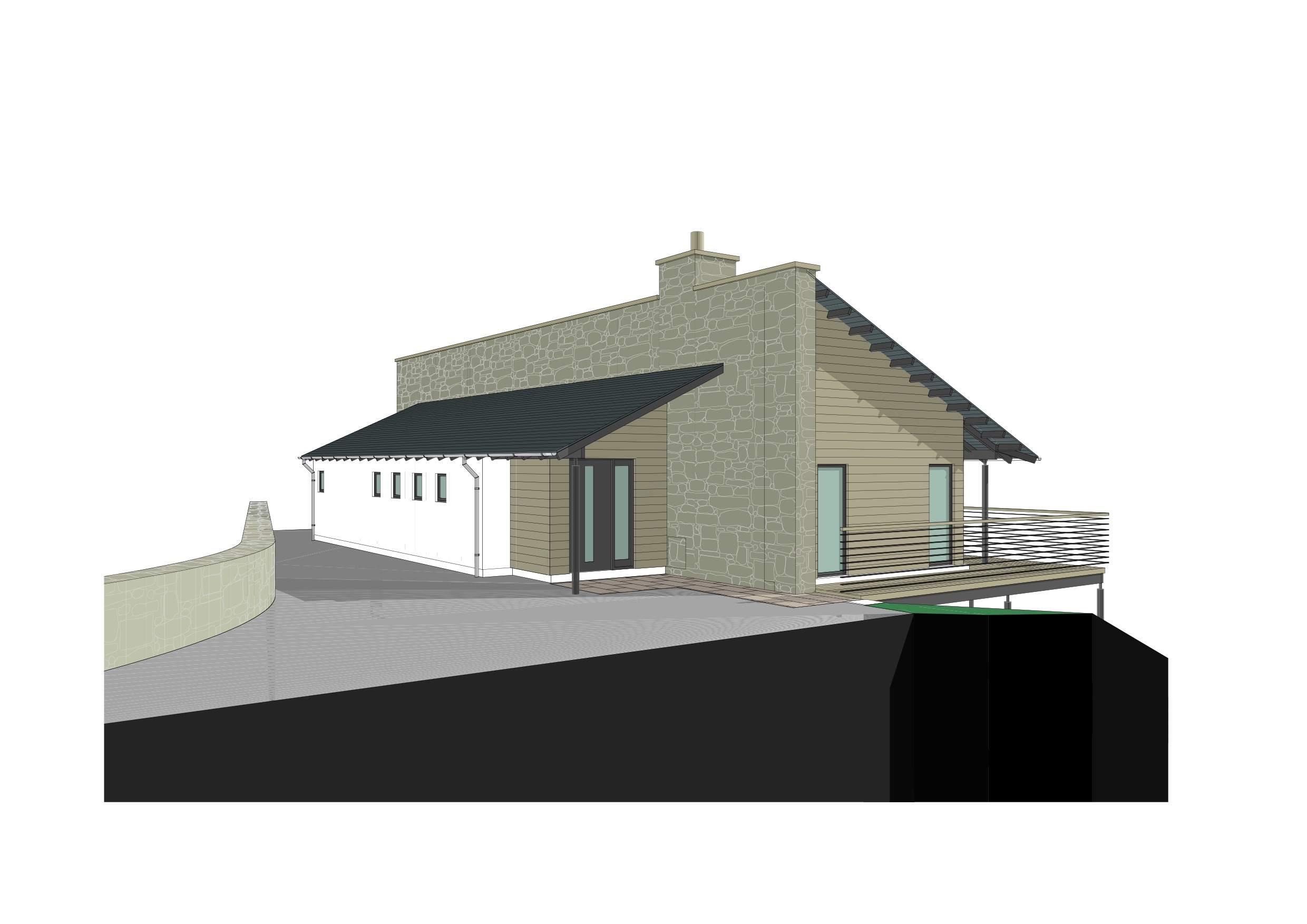 Pair of Dull Houses 2