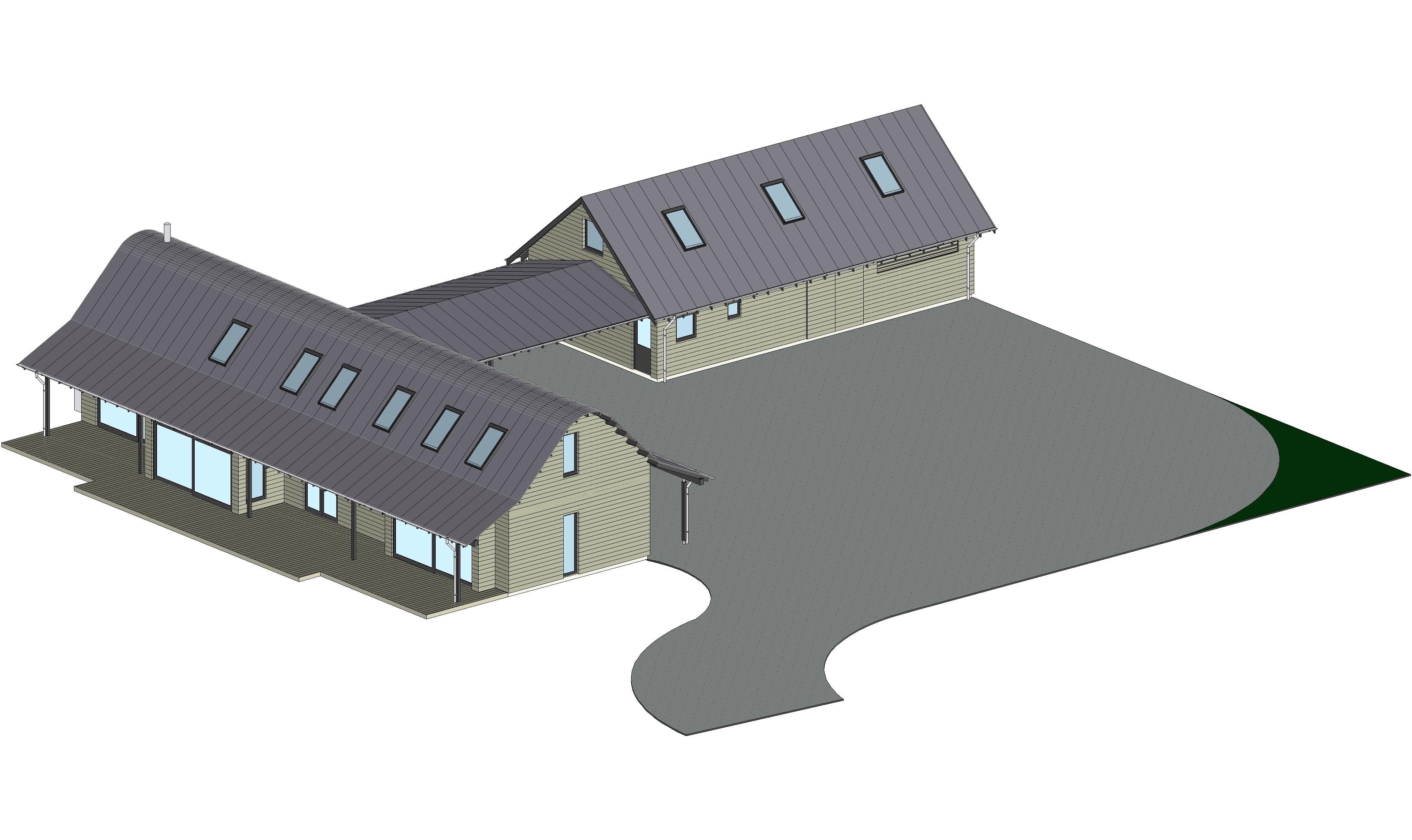 Scottish Borders House